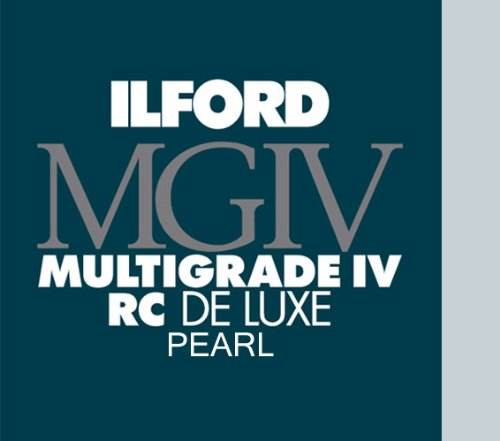 MGIV Multigrade IV RC Pearl 8x10 (50 Sheets) - Resin Coated Paper