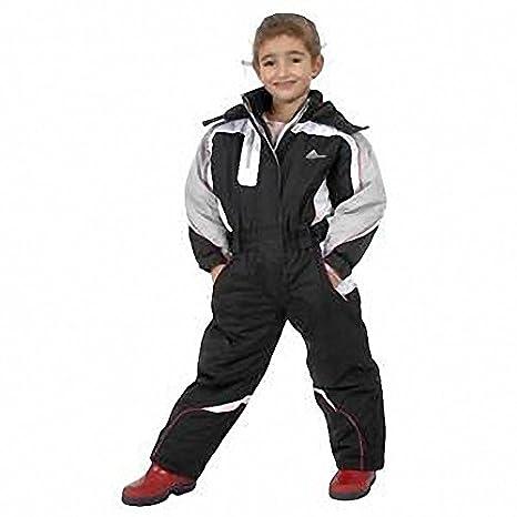 mieux aimé e8546 3669b Peak Mountain - Combinaison de ski fille 3/8 ans FENIAX