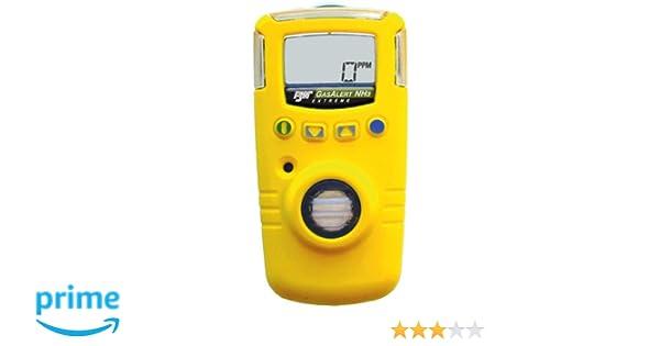 BW Technologies GAXT-A-DL GasAlert Extreme Ammonia (NH3) Single Gas Detector, 0-100 ppm Measuring Range, Yellow: Explosive Gas Detectors: Amazon.com: ...