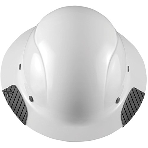 (Lift Safety HDF-15WG DAX Hard Hat, White)