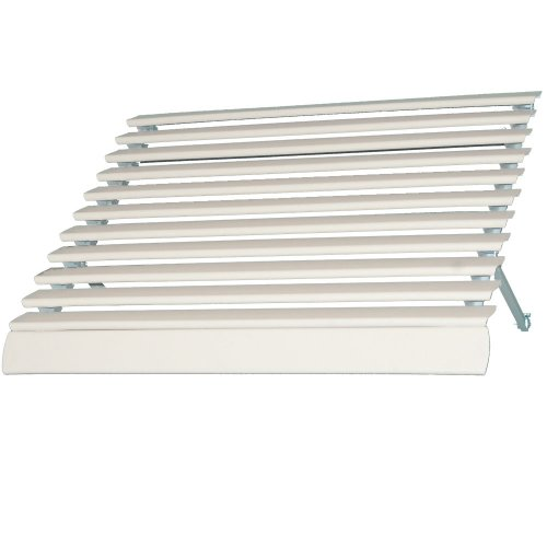 Americana Building Products Aluma Vue Awning, 32-3/4 by 78-Inch, White