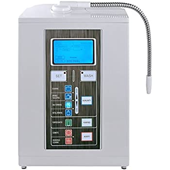 air water life aqua ionizer deluxe 70 best home alkaline water filtration system produces - Water Ionizer Machine