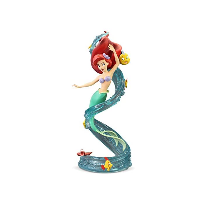 41zvAKeljCL Figura decorativa bajo licencia. Fabricado en resina. Personaje de Disney.