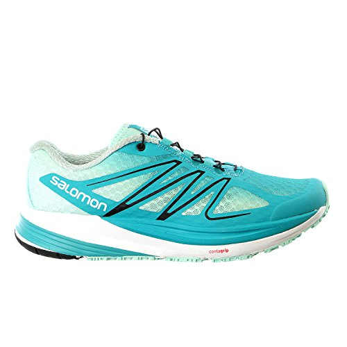Salomon Sense ProPulse Running Sneaker Shoe - Blue - Womens - 6 by Salomon