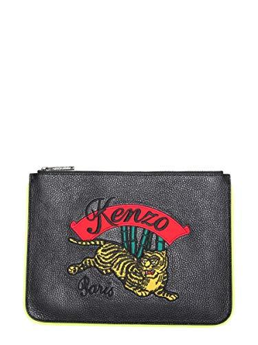 Pochette Nero Donna F952sa807l0399 Pelle Kenzo OdqwYRR