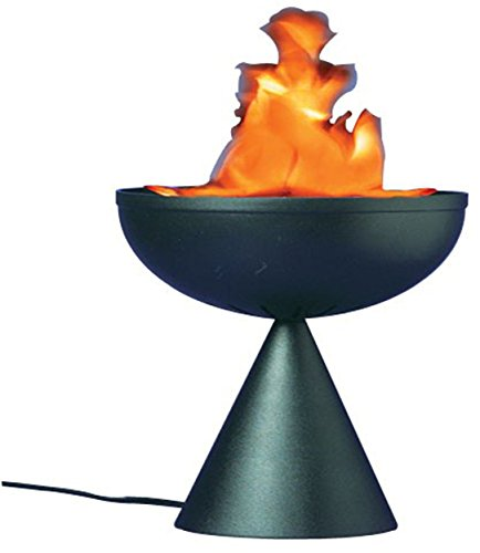 Table Flame Lamp Halloween Prop