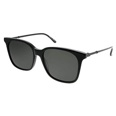 Amazon.com: anteojos de sol Bottega Veneta BV 0131 S- 001 ...