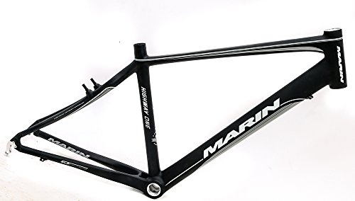 Marin Highway One 700c Carbon Fiber Flat Bar Hybrid/Road Bike Frame ...