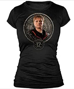 The Hunger Games Movie Jr's Tee Peeta in Stone Seal small