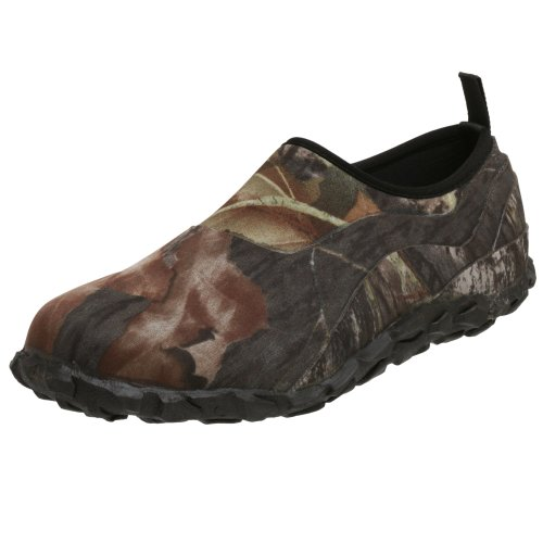 Bogs Men's Valley Walker Waterproof Slip On,Mossy Oak,7 M