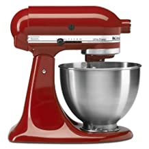 KitchenAid KSM95ER Ultra Power Stand Mixer, Empire Red