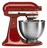 KitchenAid 4-1/2-Quart Ultra Power Stand Mixer, Empire Red Review