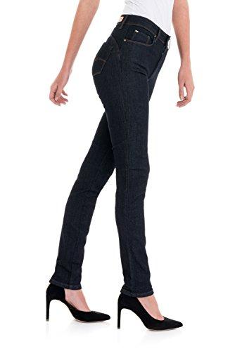 Slim Pantaloni Cintura Wonder Up Alta Jeans Azzuro Salsa Push BqFUw