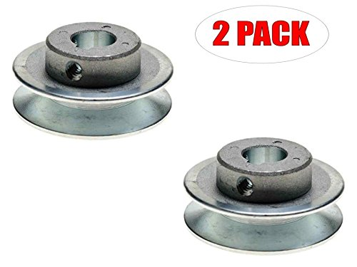 - Ryobi/Craftsman Table Saw Replacement Pulley (2-PACK) # 979900-001-2PK