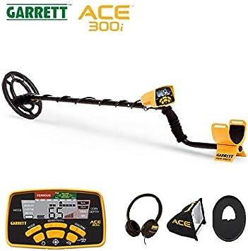 Garrett - ACE 300i Detector de metales: Amazon.es: Bricolaje y ...