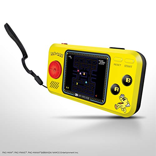 My Arcade PAC-MAN™ POCKET PLAYER™ featuring 3 classic for sale  Delivered anywhere in USA
