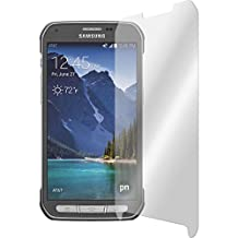 2 x Samsung Galaxy S5 Active Protection Film Tempered Glass clear - PhoneNatic Screen Protectors