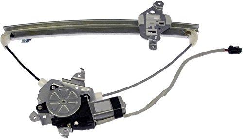 xterra rear window regulator - 7
