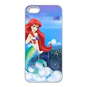 AinsleyRomo Phone Case The Little Mermaid series pattern case For Iphone 4 4S case cover *MERMAID5014