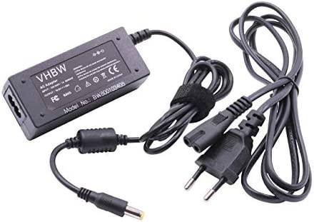 vhbw Cargador Ordenador portátil 19V, 1.58A, 30W Compatible Acer Aspire One A110 Series etc. sustituye PA-1300-04, HP-A0301R3 B1LF Rev:01.