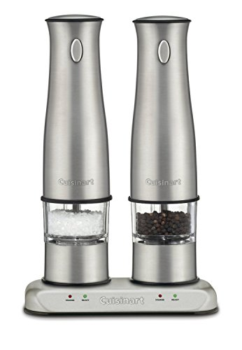 Cuisinart SP 2FR Salt Pepper Mills