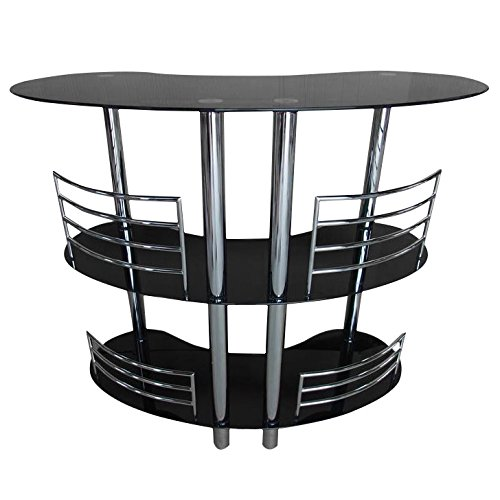 daoheng-modern-tempered-glass-bar-table-martini-entertainment-with-metal-standing