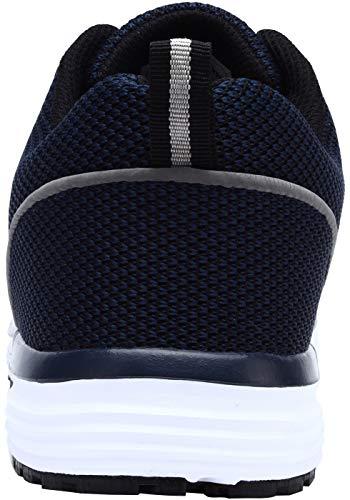 Punta Riflettenti Antinfortunistiche Da Blu Acciaio Ultraleggeri scarpe Larnmern Traspiranti lm 30 In Scarpe Uomo Lavoro 8YPPZU