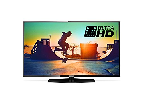 Philips 50PUS6162/05 50-Inch 4K Ultra HD Smart TV with HDR Plus, Freeview...