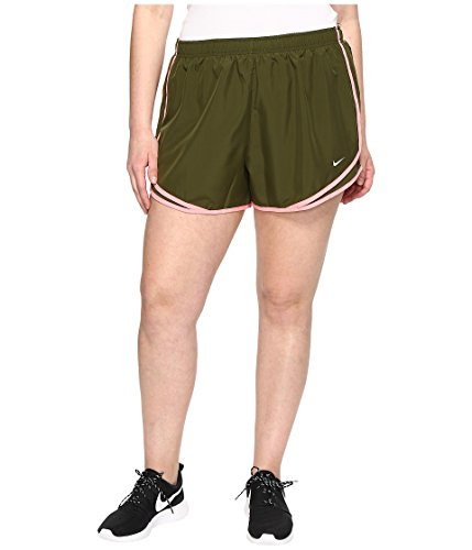 Tempo NIKE Green Melon Women's Bright Short Rqqnag5