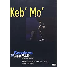 KEB MO - SESSIONS AT WEST 54TH