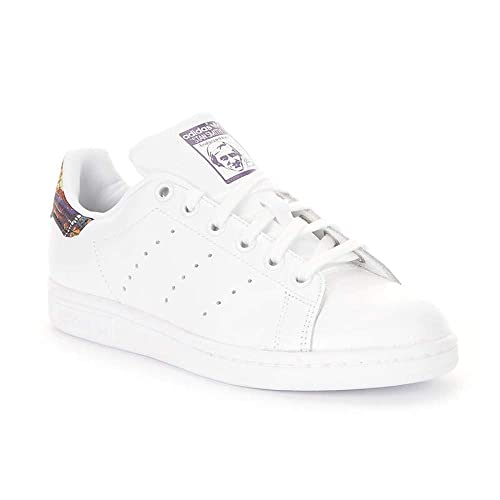 Adidas Stan Smith Donna Sneaker Bianco: Amazon.it: Scarpe e ...