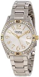 Caravelle by Bulova Women's 45L132 Crystal Bracelet Watch