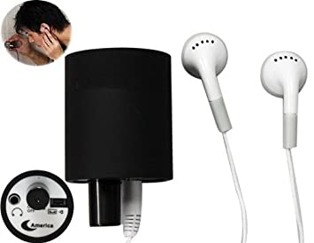 Spionage Abhörgerät Geräuschverstärker Stethoskop Spy Kopfhörer Wande Spion MIC