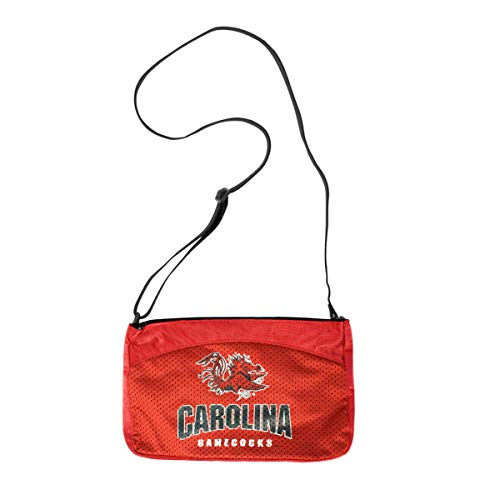 (NCAA South Carolina Gamecocks Jersey Mini Purse)