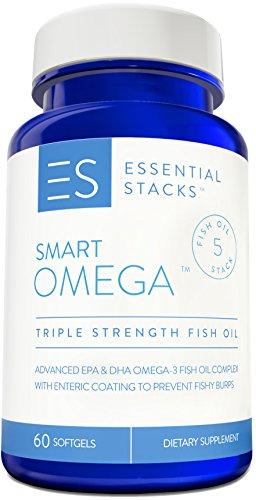 Burpless Fish Oil Omega Molecularly