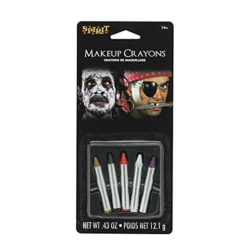 Fancy Face Paint Color Halloween Horror Makeup Crayons (Disfraces Halloween Online Adulto)