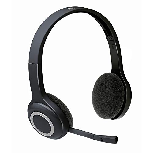 - Logitech Over-The-Head Wireless Headset H600