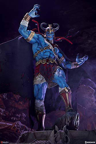 (Sideshow Thundercats Collectibles Mumm-Ra Statue)