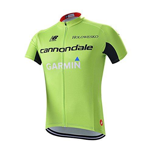 Strgao 2016 Men's Short Sleeve Cycling Jersey Pro Team MTB bike Bicycle Breathable Shirts Top Full Zipper