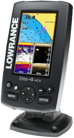 Lowrance Elite 4 HDI - Sin Transductor: Amazon.es: Electrónica