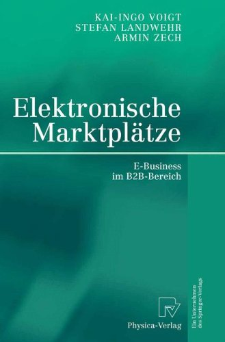 Elektronische Marktplätze