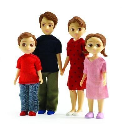 Djeco Dollhouse Family - Thomas and Marion's (Architect Thomas House)
