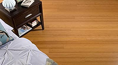 Bamboo Flooring Classic Carbonized Vertical