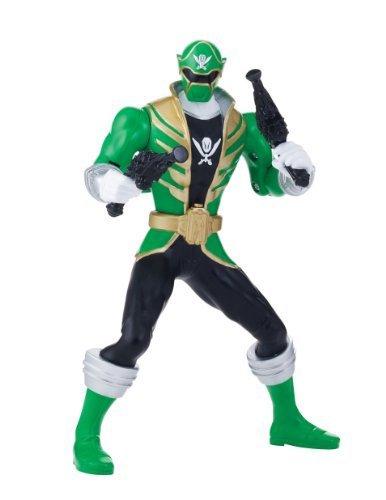 Power Rangers Super Megaforce Double Battle Action Green Ranger by Power Rangers