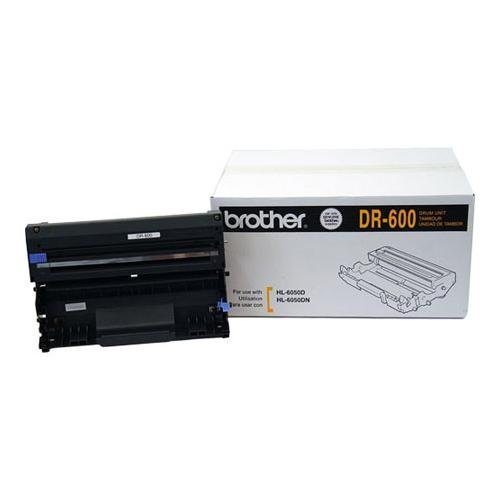 Brother DR-600 Drum Cartridge - Black by Brother