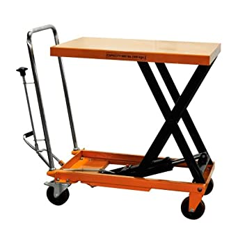 Bolton Tools New Hydraulic Foot Operated Scissor Lift Table