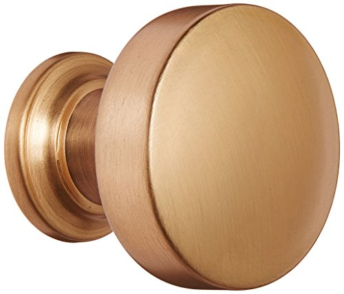 Atlas Homewares 325-CM Browning Collection Champagne  1.18-Inch Round Knob