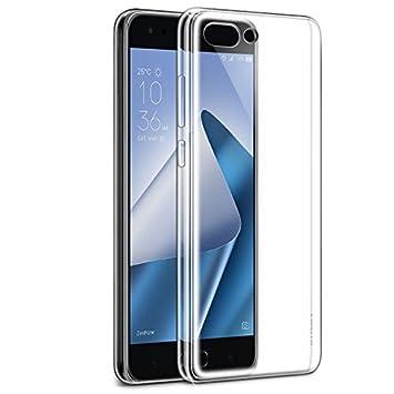 cookaR Funda Elephone S7 Transparente, Funda Protectora ...