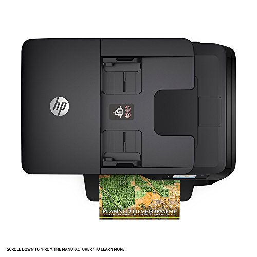 HP OfficeJet Pro 8710 All-in-One Wireless Printer with Mobile Printing, Instant Ink ready (M9L66A) by HP (Image #8)