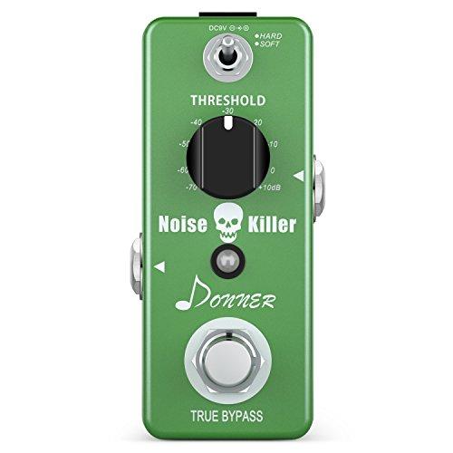 Donner Noise Killer Guitar Noise Gate Suppressor Effect Pedal - Image 2